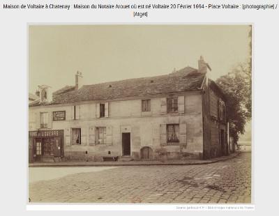 volti né à chatenay 20_2_1694 maison natale.JPG